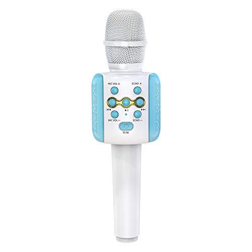 Drahtloses Bluetooth-Karaoke-Mikrofon,...