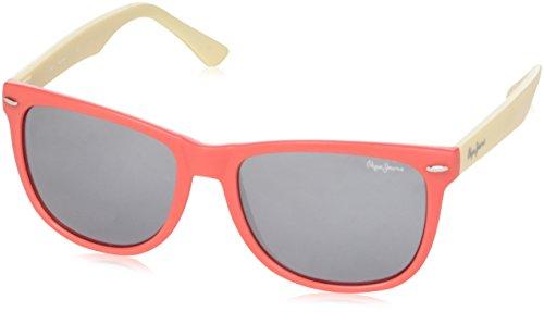 Pepe Jeans Pj7049C2357 Gafas de sol, Coral, 57 Unisex