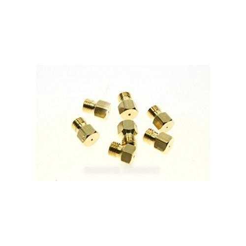 Electrolux 50292011009 - Inyectores de gas butano G30-G31 para horno