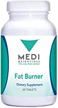 Medi-Weightloss Fat Burner - Thermogenic Pills (60 Tablets - 30 Day Supply) - Dietary Supplement