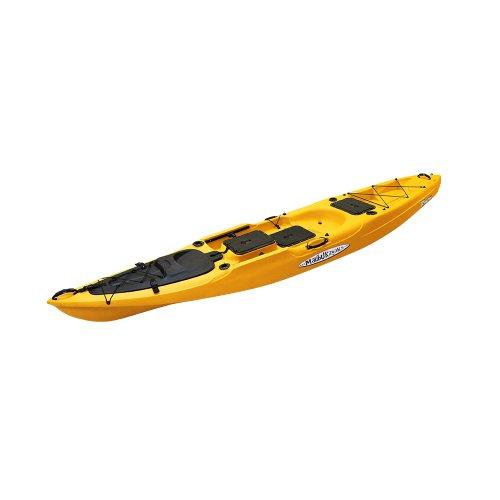 Malibu Kayaks X-Factor Fish and Dive Package Sit on Top Kayak, Mango