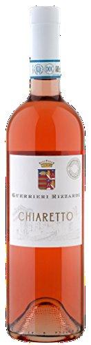 12x 0,75l - 2018er - Guerrieri Rizzardi - Bardolino Chiaretto Classico D.O.P. - Veneto - Italien - Rosé-Wein trocken