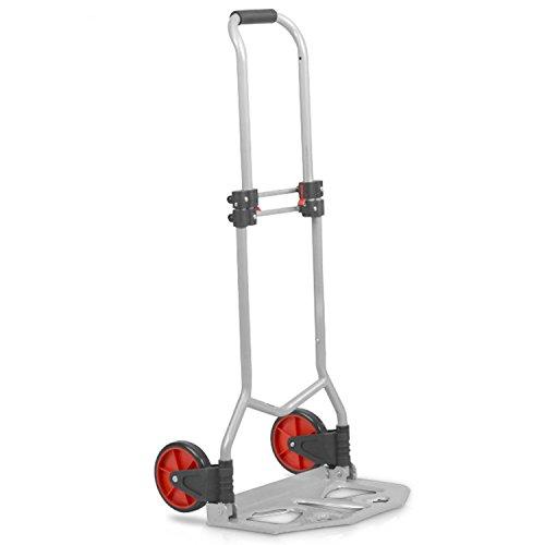Hecht Sackkarre 0070 Transportkarre Garten-Wagen kippbar (Max Traglast 70 kg)
