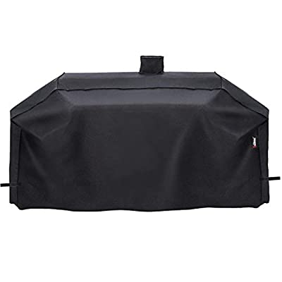 QuliMetal Heavy Duty GC7000 Grill Cover for Pit Boss Memphis Ultimate Grill Cover and Smoke Hollow PS9900 DG1100S 4in1 Combo Grill Cover, All Weather Protection, 79 Inches BBQ Barbecue Cover