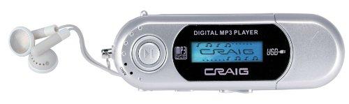 craig electronics mp4 players Craig CMP1230F 4 GB MP3 Player with Display