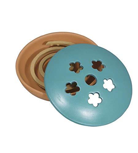 Sandokan 7100 San diffusore Spirali Argilla