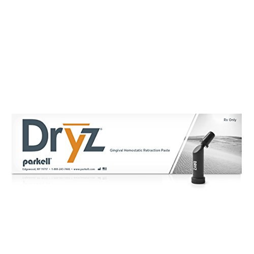 Dryz Gingival Hemostatic Retraction Paste Unit Dose Capsule, 30 x 0.24 gr Capsules (S183)