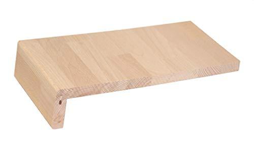 Renovierungsstufe zur Renovierung von Treppen, Probestück BUCHE ca. 15cm breit aus Massivholz, Treppenrenovierung, echtes Holz