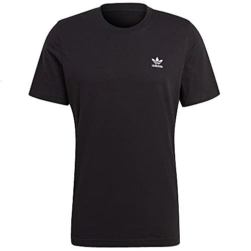 adidas GN3416 Essential Tee T-Shirt Uomo Black S