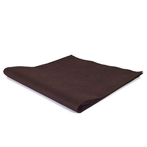 Palucart tovaglie in TNT 100x100 Confezione da 25 tovaglie Colore Marrone Tessuto Non Tessuto Ideali per la ristorazione