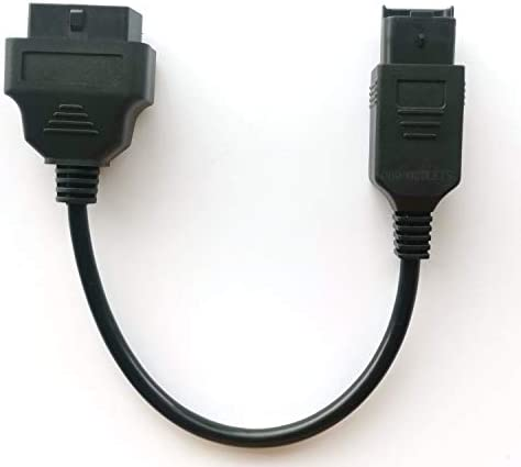 Motorbike OBD 4 Pin Diagnostic Adapter for Du Cati Multistrada Motorcycle OBDII DDA Can Bus product image