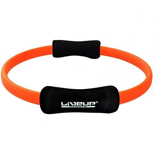 Anel de Pilates, Laranja, Liveup Sports