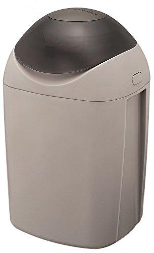 Combi(コンビ)紙おむつ処理ポット強力防臭抗菌おむつポットポイテックウォームグレー(旧型ポイテック/ポイテックアドバンス用カセット両方使用可能)