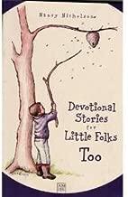 devotional stories for little folks