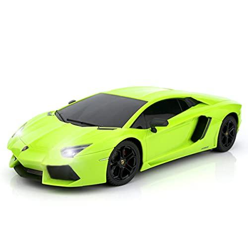 QUN FENG RC Car 1:18 Lamborghini Aventador Radio Remote Control Cars...