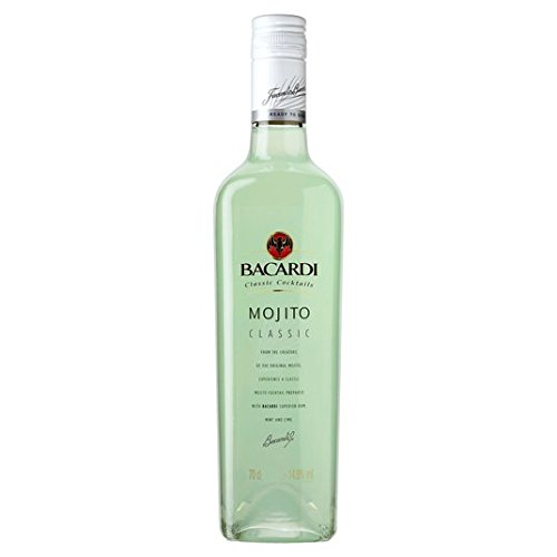 Bacardi Classic Cocktails Mojito (1 x 0.7 l)