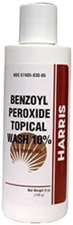 Benzoyl Peroxide 10% Wash (Generic Panoxyl) 5 oz