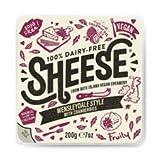 Sheese QUESO CON ARANDANOS 200g (VEGANO) Sin Lactosa Pack de 3