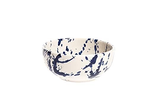 Cuenco Bowl 13 cm Pintura Cobalto