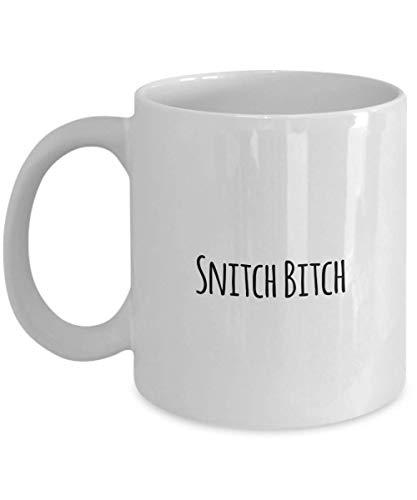 N\A ¡We 're America Bitch! Mug, un artículo Dulce y quizás Salado Simple para Regalar o conservar Taza de cerámica clásica de té de café
