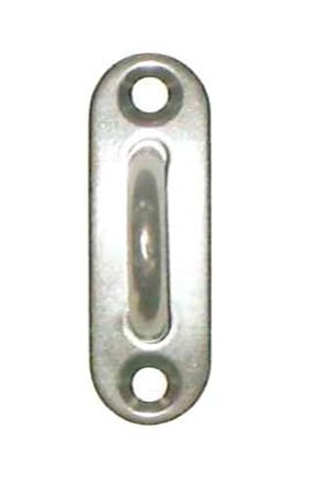 周りレクリエーション誕生ニッサチェイン ステン スリムアイプレート 5mm SPF1050 10個入