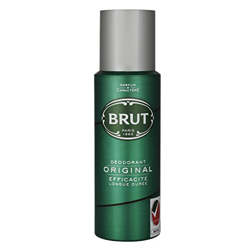 BRUT DEO SPRAY 200 ML