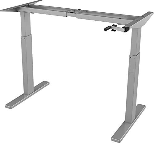 FLEXISPOT H2 Höhenverstellbarer Schreibtisch mit...