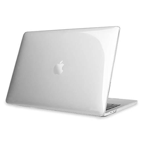 Fintie Hülle für 2020-2016 MacBook Pro 13 A2338 M1 A2289 A2251 A2159 A1989 A1706 A1708 - Superdünne Glatt Hartschale Schutzhülle für MacBook PRO 13