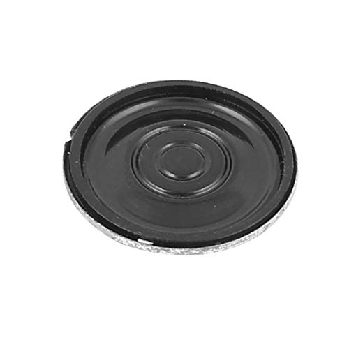 X-DREE 20mm Durchmesser 8 Ohm 0.5W Aluminiumgehäuse Interner Magnet Lautsprecher Horn Lautsprecher (ad87cb6215bfe22e9797d1cbf4eeddf7)