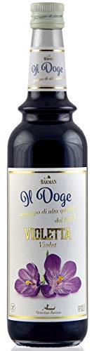 Il Doge Sirup Veilchen 0,7 Liter Barsirup Cocktailsirup