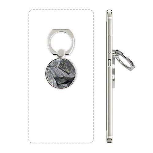 Donkere stenen stukjes behang Crackles Moss mobiele telefoon Ring Stand Houder Beugel Universele Smartphones Ondersteuning Gift