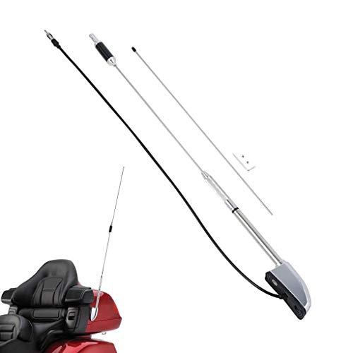PSLER® Motorrad Antennen-Kit für Goldwing 1800 GL1800 Goldwing 1500 GL1500