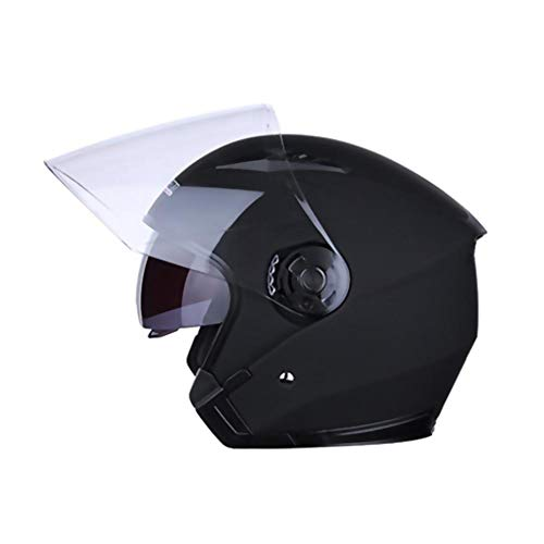 Rstant Casco de Motocicleta de Alta Seguridad: Four Seasons Lente Doble Carreras...