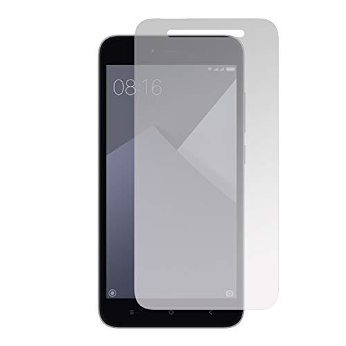 Movilrey Protector para Xiaomi Redmi Note 5A Prime Cristal Templado de Pantalla Vidrio 9H para movil
