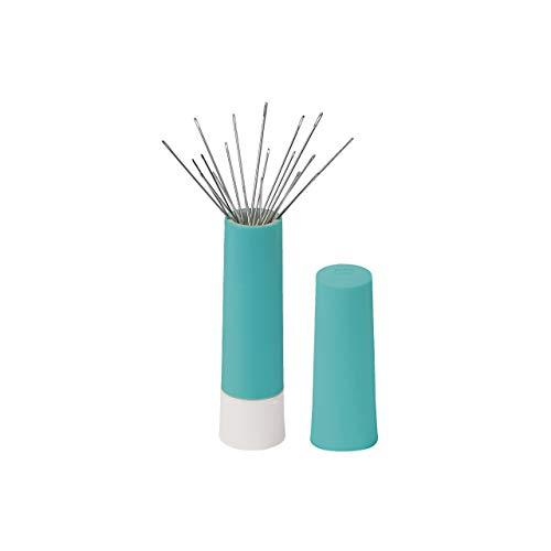 Prym Love Näh-/Stopf-Nadeln Sortiert in Nadel-Twister Mint, Kunststoff, One Size