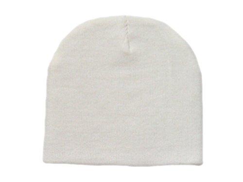 Raphia Art Fine Rip Bonnet Blanc