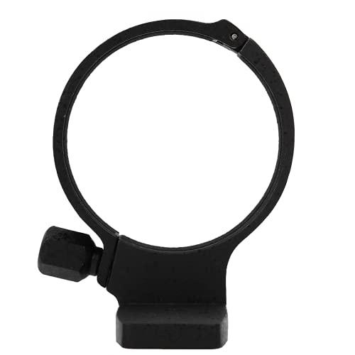 Soporte para trípode de lente, aleación de aluminio, gran compatibilidad, diámetro interno de 81 mm, para amantes de la fotografía