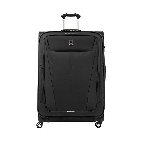 Travelpro Maxlite 5 Extra Großer Weichgepäck Spinner Koffer 4 Rollen 79x53x33 cm Erweiterbar und langlebig 142 Liter Polyester Reisegepäck 5 Jahre Garantie XL