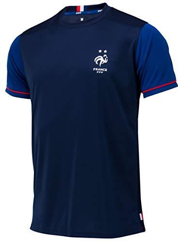 Equipe de FRANCE de football Maillot FFF - Collection Officielle Taille Enfant garçon 6 Ans