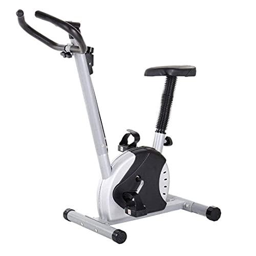 SAFGH Equipo de Ejercicio de magnetorresistencia para el hogar, configuración del Programa de Movimiento múltiple Máquina de Ejercicios elíptica, Bicicleta giratoria de magnetrón Mudo, Bicicleta d
