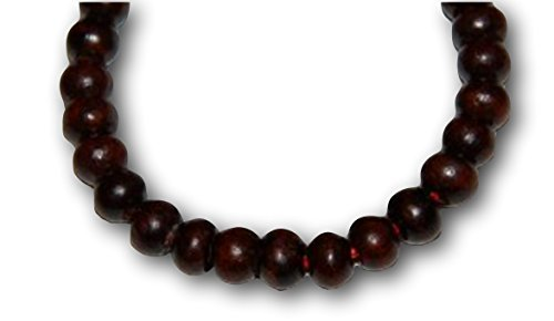 Tibetan Rosewood Wrist Mala/Bracelet for Meditation