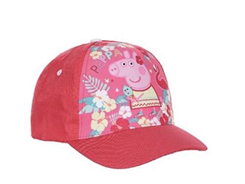 Peppa Pig Basecap (54, pink)