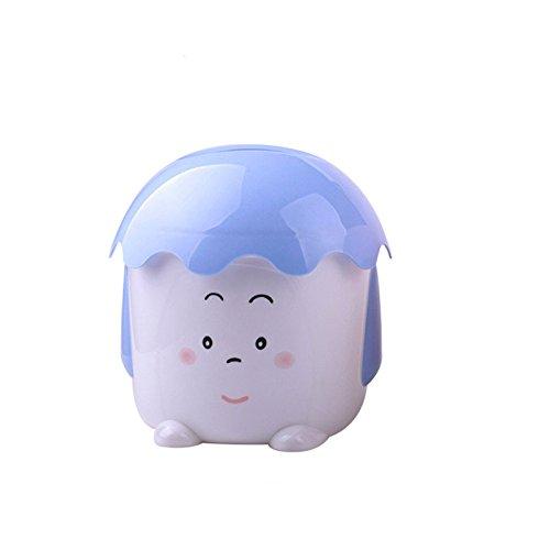 Uitstekend Cute tissue box woonkamer bureau tissue doos gepersonaliseerde tissue box Gemakkelijk (Color : B)