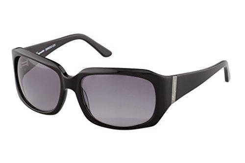 Schöne Marken Sonnenbrille für Damen von Burgmeister mit 100% UV Schutz | Sonnenbrille mit stabiler Polycarbonatfassung, hochwertigem Brillenetui, Brillenbeutel und 2 Jahren Garantie | SBM202-231