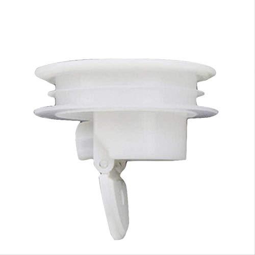 2 Stücke Geruchssichere Dusche Boden Siphon Ablaufabdeckung Waschbecken Sieb Bad Stecker Falle Wasserablauf Filter Küchenspüle Zubehör