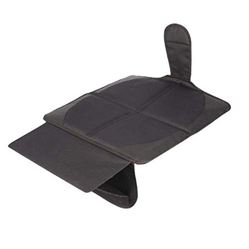 Ka-Cakus Protector de asiento de coche para niños y bebés, universal, antideslizante, con pedal