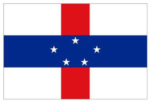 Nederland Antillen Vlag 5ft x 3ft