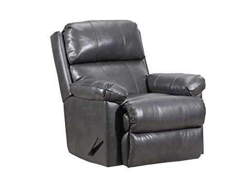 Lane Home Furnishings 4205-18 Soft Touch Granite Swivel/Rocker Recliner