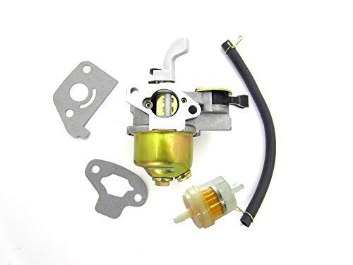 HQparts Carburetor compatible with Monster Moto MM-B80 MM-B80B MM-B80R MM-B80RT Youth Mini Bike 80cc 2.5 HP Carb 19Mm Intake 97Cc Pit Bike