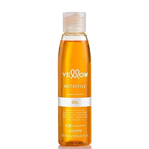 Yellow Oil Nutritive Argan e Coconut 120ml